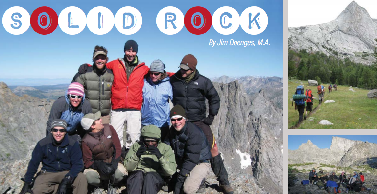 Denver Seminary's Outdoor Leadership Curriculum | Jim Doenges, SROM