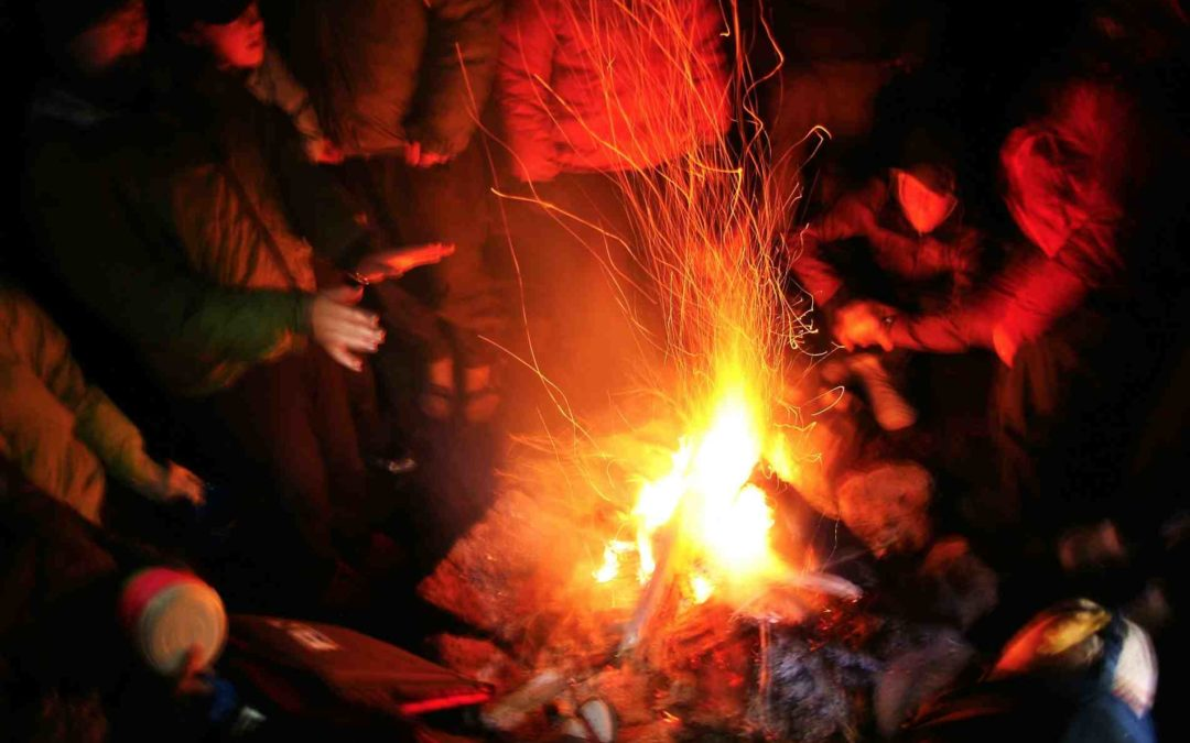 Campfire Questions for Summer Camp & Family Campouts