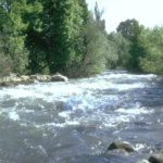 Headstream of Jordan River