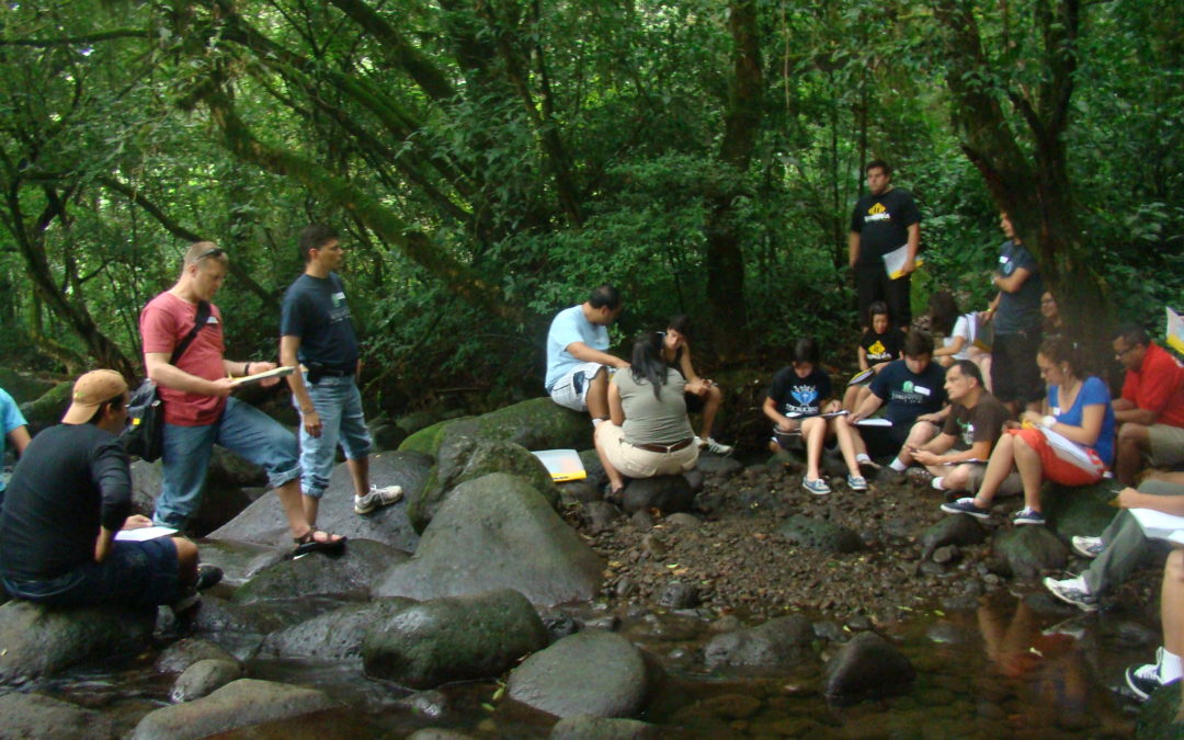 Outdoor Ministry in Latin America