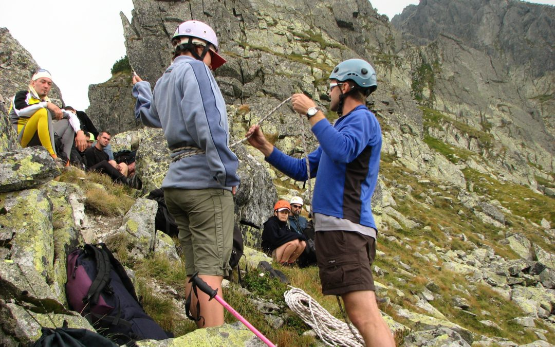 Tips for How to Facilitate Experiential Learning in Outdoor Ministry