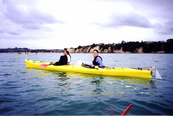 Sea Kayaking Adventures   Outdoor Loners vs. Outdoor Leaders