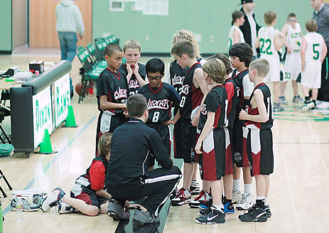 What Coaching Basketball Teaches me about Outdoor Ministry Soul Care