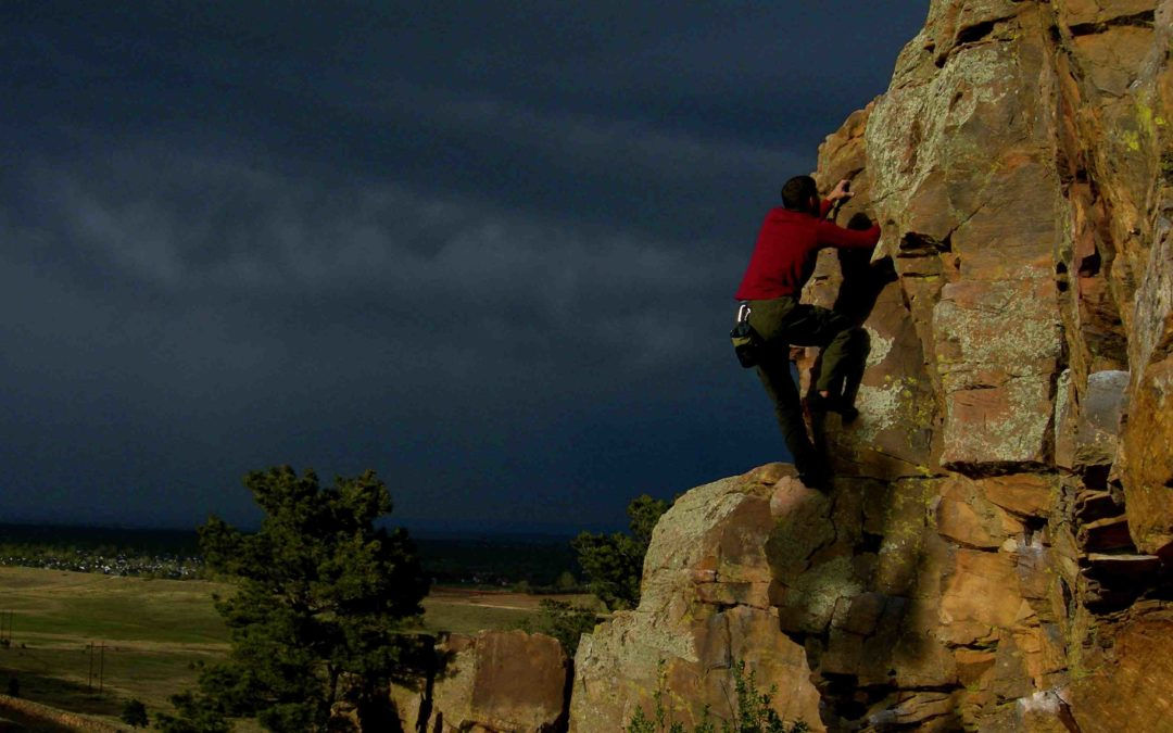 Take Care of Your Rock Climbing Gear… and Your Relationships