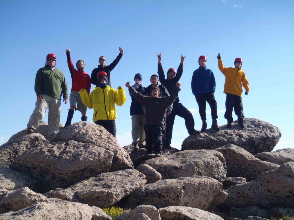 Peak Climb - Sense of Family