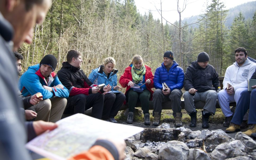 Sustainable Outdoor Ministry Relies On Good Student Ministry