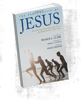 Personality of Jesus Book | Excellent Source of Content for Wilderness Ministry Trips